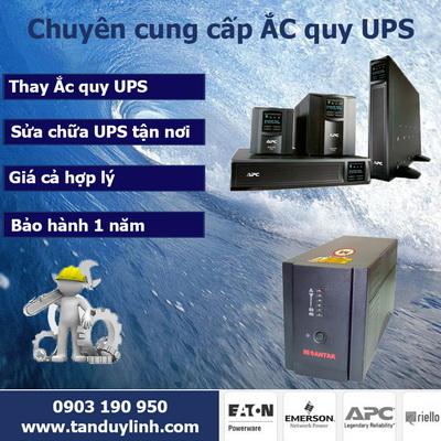 Sửa chữa UPS -» SỬA UPS APC,SANTAK